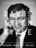 Davos, Aspen, & Yale