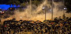 Beijing Voices Support For The Hong Kong Government And An Inquiry Into Unrest
