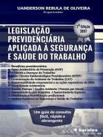 Legislação Previdenciária Aplicada à Segurança E Saúde Do Trabalho