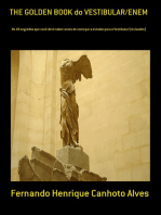 The Golden Book Do Vestibular/Enem
