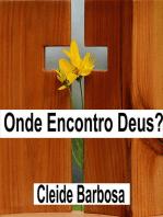 Onde Encontro Deus?
