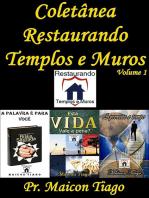Coletânea Restaurando Templos E Muros