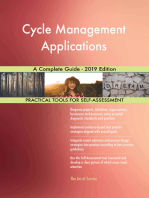 Cycle Management Applications A Complete Guide - 2019 Edition