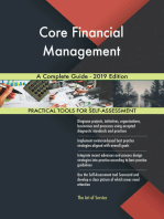 Core Financial Management A Complete Guide - 2019 Edition