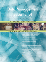 Data Management Security IoT A Complete Guide - 2019 Edition