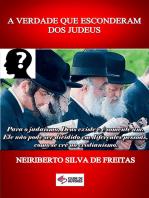 A Verdade Que Esconderam Dos Judeus
