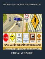 Nbr 9050 SinalizaÇÃo Do TrÂnsito Brasileiro