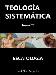 TeologÍa SistemÁtica Tomo Iv