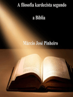 A Filosofia Kardecista Segundo A Bíblia