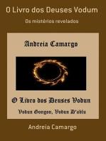 O Livro Dos Deuses Vodum
