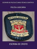 EscrivÃo De PolÍcia É Cargo TÉcnico CientÍfico