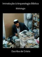 Introdução à Arqueologia Bíblica