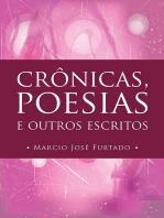 CrÔnicas, Poesias E Outros Escritos