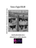 Forno E Fogão Solar