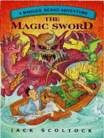 The Magic Sword (A Badger, Beano, Adventure)