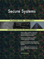 Secure Systems A Complete Guide - 2019 Edition