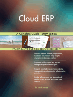 Cloud ERP A Complete Guide - 2019 Edition