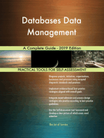 Databases Data Management A Complete Guide - 2019 Edition