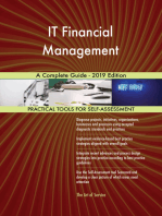 IT Financial Management A Complete Guide - 2019 Edition