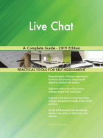 Live Chat A Complete Guide - 2019 Edition