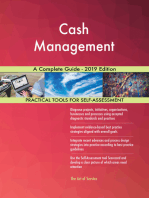 Cash Management A Complete Guide - 2019 Edition