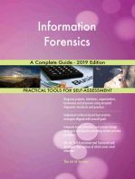 Information Forensics A Complete Guide - 2019 Edition