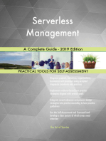 Serverless Management A Complete Guide - 2019 Edition