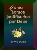 Como Somos Justificados Por Deus