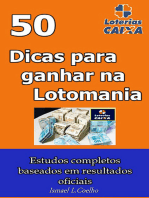 50 Dicas Para Ganhar Na Lotomania