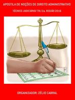 Apostila De NoÇÕes De Direito Administrativo