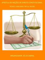 Apostila De NoÇÕes De Direito Constitucional