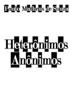Heterônimos Anônimos
