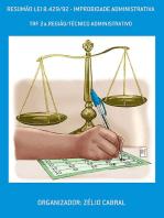 ResumÃo Lei 8.429/92 Improbidade Administrativa