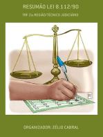 ResumÃo Lei 8.112/90