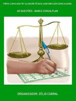 Prova 3 Simulado Trf 2a.RegiÃo TÉcnico JudiciÁrio Sem Especialidade
