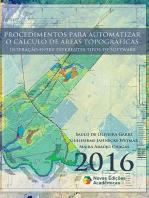 Procedimentos Para Automatizar O CÁlculo De Áreas TopogrÁficas