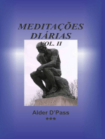 MeditaÇÕes DiÁrias