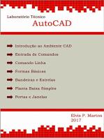 Laboratório Técnico Auto Cad