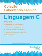 LaboratÓrio TÉcnico Linguagem C