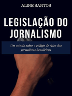 LegislaÇÃo Do Jornalismo
