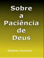Sobre A Paciência De Deus De Stephen Charnock