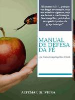 Manual De Defesa Da Fé