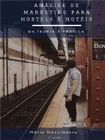 AnÁlise De Marketing Para Hostels E HotÉis