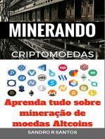 Minerando Criptomoedas