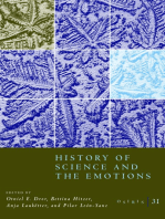 Osiris, Volume 31: History of Science and the Emotions