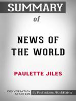 Summary of News of the World
