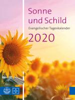 Sonne und Schild 2020