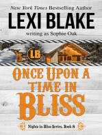 Once Upon a Time in Bliss, Nights in Bliss, Colorado, Book 8