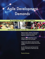 Agile Development Demands A Complete Guide - 2019 Edition