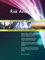 Risk Analysis A Complete Guide - 2019 Edition